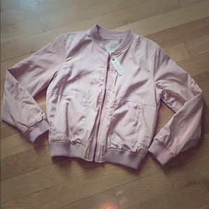 Anthropologie Bomber Jacket